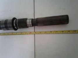 Splined shaft. image 3