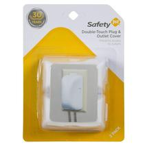 Safety 1st Outlet Cover with Cord Shortener, 8 Pack - $31.32