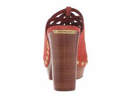 New Michael Kors Women Westley Studs Platform Mules Variety Color&Sizes image 7