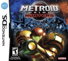 Metroid Prime Hunters [video game] - $9.84