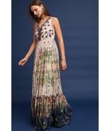 NWT ANTHROPOLOGIE CYDNEY TIERED MAXI DRESS by BHANUNI - $151.99