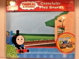 Colorfelts Play Board - Thomas & Friends - by Colorforms  -=NEW=- - $18.95