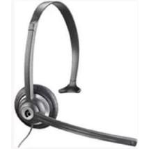 Plantronics M214C 017229123649 Headset for Cordless Phones - Grey - $45.29