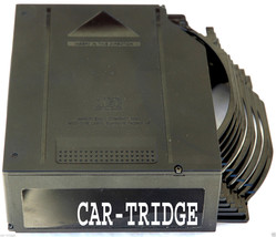 MAGAZINE CARTRIDGE FOR CHRYSLER DODGE PLYMOUTH MOPAR JEEP 10 DISC CD CHA... - $22.80