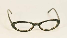 Fossil Unisex PHOEBE Tortoise Shell Plastic Eyeglass Frames Designer Rx Eyewear - $9.12