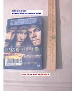 Gangs of New York (2-Disc Edition) NEW SHRINK Daniel Day-Lewis, Leonardo... - $7.99