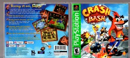PlayStation  -  Crash Bash (Greatest Hits) image 5