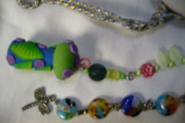 6 Assorted Embroidery or Other Scissor Fobs image 4