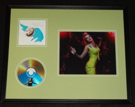 Jewel Kilcher Signed Framed 16x20 Pieces of Me CD & Photo Display - $140.24