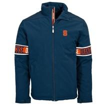 NCAA Syracuse Orange Adult men Tundra Team Text Jacket,S,Navy - $54.95
