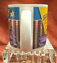 "Standing Ovations Vintage Coffee Mug 1988 ""Snack Time at the Drive In"" Cup NOS image 2"