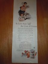 Vintage Pet Milk Print Magazine Advertisement 1925 - $3.99