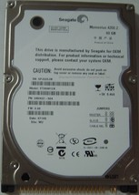 "New ST960812A Seagate 60GB IDE 2.5"" Hard Drive Free USA Shipping"