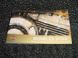2013 Harley Davidson Dyna Models FRENCH Owner's Manual 99467-13FRA - $29.86