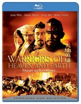 Warriors of Heaven & Earth [Blu-ray] - $12.95