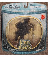 Lord Of The Rings Armies Of Middle Earth Ringwraith Figure New In The Pa... - $29.99