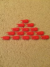 Transformers Risk Board Game Parts!!!  Red Tanks!!! - $6.00