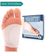 Dr. Frederick's Original Arch Support Sleeves 2.0 - Doctor Developed Flat Foot A