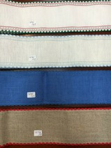 Zweigart Stitch Band 7273 Fabric Banding for Needlework Cross Stitch 24 ... - $17.90
