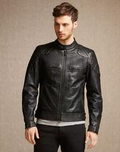Hannibal TV Series Celeb Style Replica Men Leather Jacket