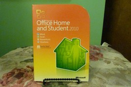 Microsoft 79G-02144 Office Home and Student 2010 Software & License 3 PC... - $59.35