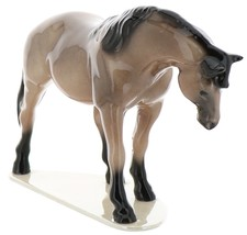 Hagen-Renaker Specialties Large Ceramic Figurine Horse Mare Head Down