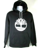 TIMBERLAND A1N5V-001 MEN'S BLACK/WHITE PULLOVER HOODIES - $59.99