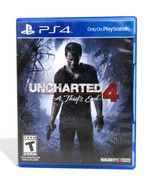Sony Game Uncharted 4 a thief's end - $9.99