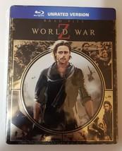 World War Z: Unrated Version (Blu-ray Metalpak Steelbook)   image 1