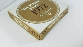 M.J. Hummel 1972 Annual Plate in Bas Relief with box - $13.37