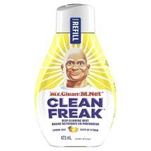 Mr. Clean, Deep Cleaning Mist Multi-Surface Spray, Lemon Zest Scent Refill, 1 Co