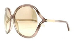 New Tom Ford TF252 33G Pink Authentic Sunglasses 59-16-125 - $106.65