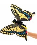 Swallowtail Butterfly Puppet by Folkmanis - £15.77 GBP