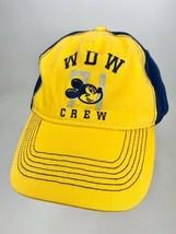 Walt Disney Wdw 71 Crew Osfa Hat - $12.86