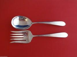 "Wadefield by Kirk-Stieff Sterling Silver Salad Serving Set 2pc 9 1/2"" - $289.00"