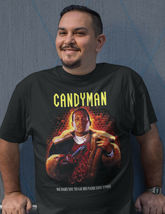 Candyman T Shirt retro Clive Barker slasher film horror movie graphic tee shirt  image 3