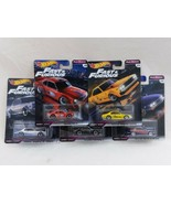 Hot Wheels 2019 Fast and Furious Car Culture Fast Rewind set of 5 - $39.59