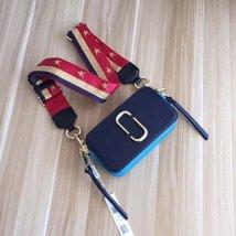 Marc Jacobs Snapshot Small Camera Bag Crossbody Bag Blue Multi Star Stra... - ₨14,618.86 INR
