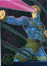 1995 FLAIR MARVEL ANNUAL CHASE CARD CHROMIUM LIMITED EDITION #8 OF 12 CY... - $3.91