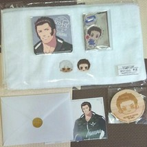 SNK KOFG Maxima message card towel coaster acrylic stand THE KING OF FIG... - $155.42