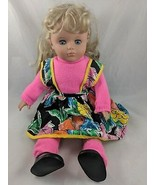 """Lissi Doll 16"""" Germany Blonde Hair Clothes - $24.95"""