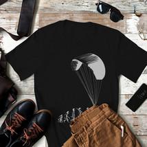 Paragliding Evolution Art T-Shirt - $16.99+
