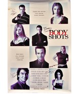 "1999 BODY SHOTS Movie POSTER 27x40"" SIGNED RON LIVINGSTON JERRY O'CONNEL... - $79.99"
