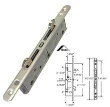 "STB Sliding Glass Patio Door Lock, Mortise Type, 2-Point, 7-51/64"" Screw... - $47.97"