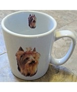 Yorkie Yorkshire Terrier Mug 16 oz dog lover ceramic large renaissance c... - $19.79