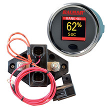 Balmar SG200 Battery Monitor Kit w/Display Shunt &amp 10M Cable - 12-48 VDC - $281.59