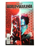 Black Panther World Of Wakanda #3 Cover A Vf / Nm Marvel Comics 2017 - $7.84