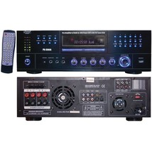 Pyle Home(R) PD3000A 3,000-Watt AM/FM Receiver with Built-in DVD Player - $533.99