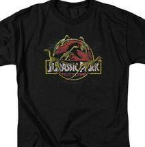 Jurassic Park t-shirt Sci-Fi Retro 90s Dr Alan Grant graphic cotton tee UNI337 image 3