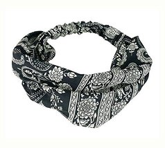 Retro Style Fashionable Headband For Girls/Female(Navy) - $12.99